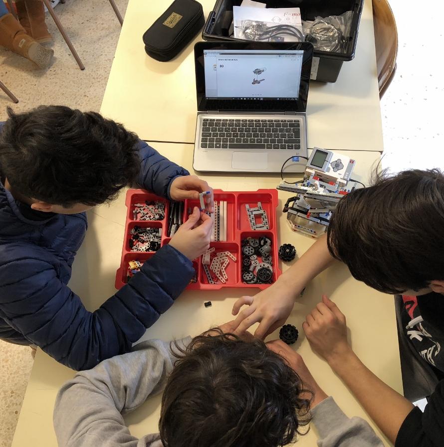 (ESO) CREEM ROBOTS A QUART