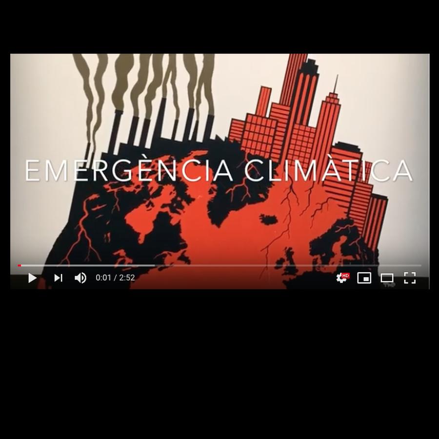 (BAT) EMERGÈNCIA CLIMÀTICA, ÉS ARA O MAI!