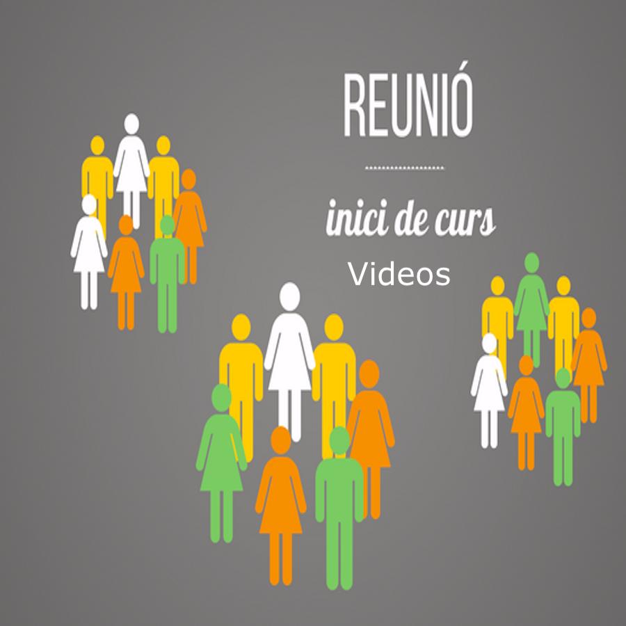 (INF) VÍDEOS REUNIÓ DE PARES