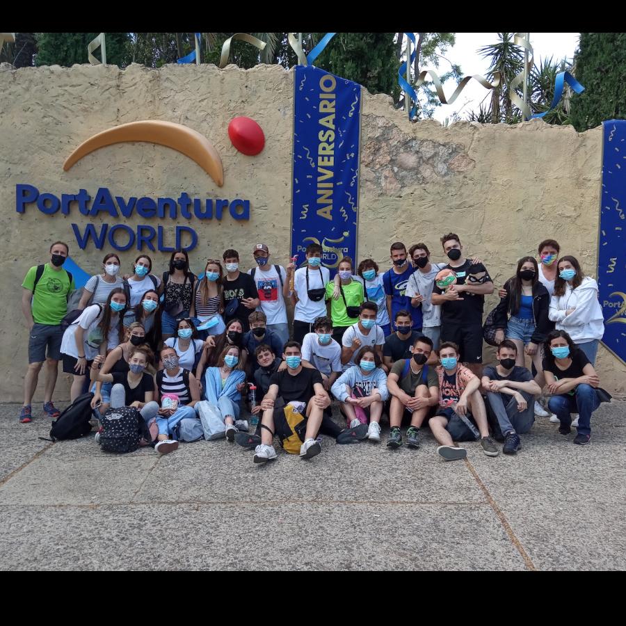 (ESO) SORTIDA DE FINAL DE CICLE 4t ESO - Port Aventura!